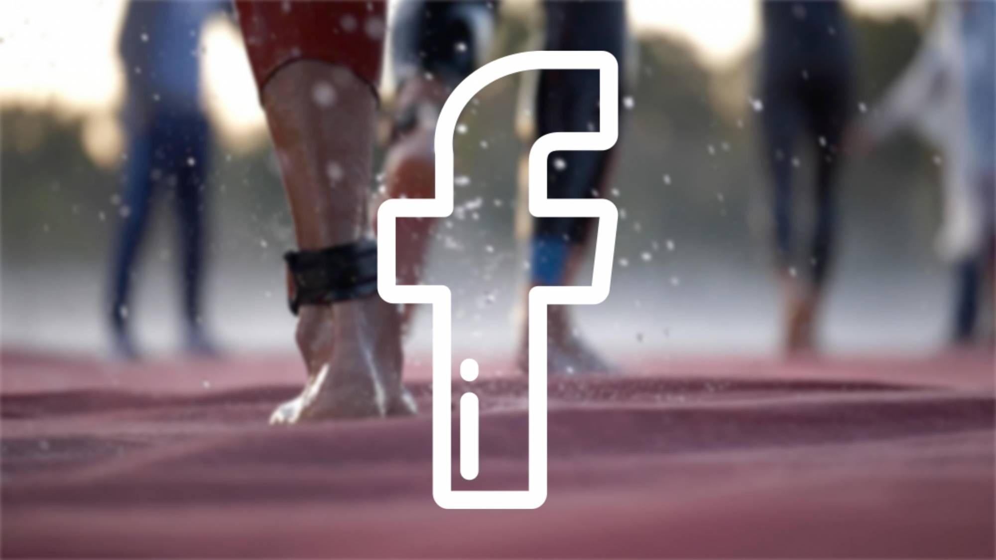 Afbeelding van het sociale medium Facebook. Dit platform kan je heel goed inzetten om geld op te halen voor KiKa